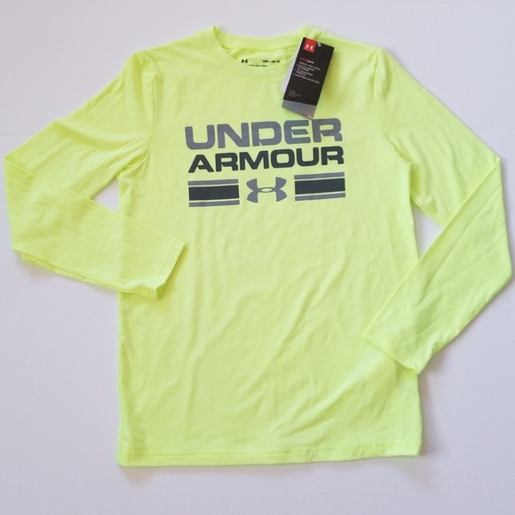 Under Armour Other - NWT Boy Under Armour Color Safety In Mind